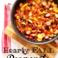 Hearty fall peperonata